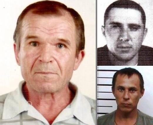 Милиция разыскивает мужчину с амнезией и двух преступников